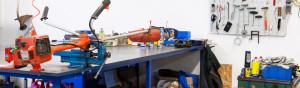 Werkplaats meiburg, reparatie/ onderhoud