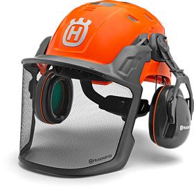 Boshelm Technical, kleding, veiligheid