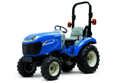 Boomer 25 New Holland compact tractor boomer 25