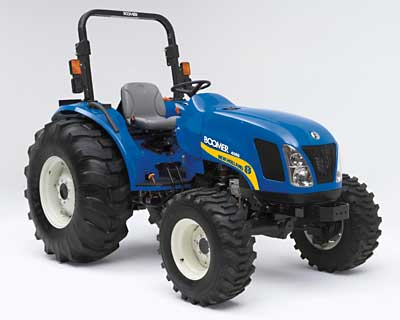 Compact tractor Boomer 30