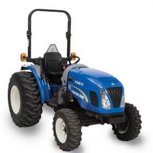 Boomer 35 New Holland compact tractor Boomer 35