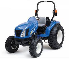 Boomer 40 New Holland tractor