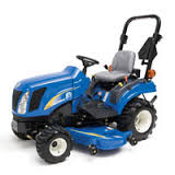 Compact tractor TZ24 New Holland compact tractor