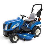 Compact tractor TZ24