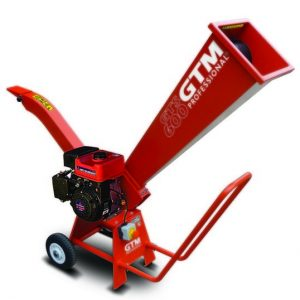 Versnipperaar GTS600G, Versnipperaar GTS600E