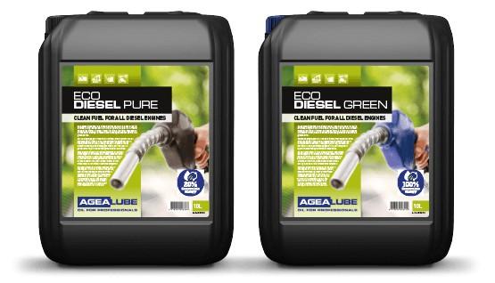Eco Diesel Green
