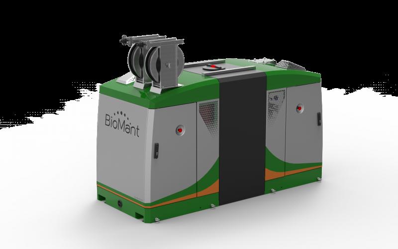 BioMant Two EL Diesel