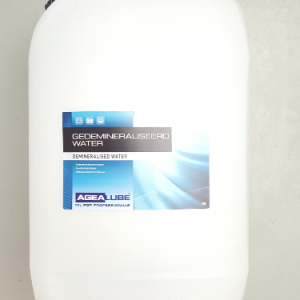 Gedemineraliseerd water 25 liter