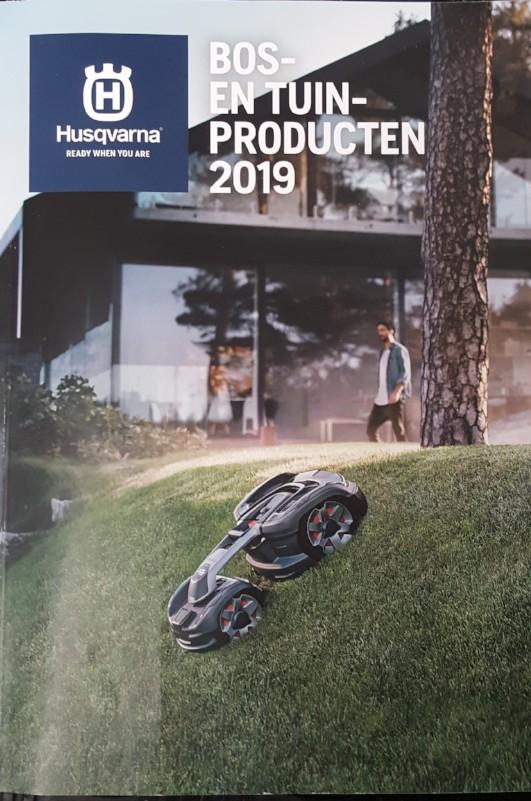 catalogus husqvarna 2018