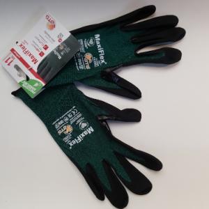 Snijbescherming handschoen