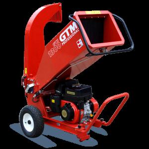 GTM houtversnipperaar GTS1300m