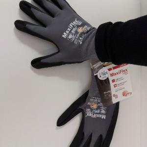 Werkhandschoenen ATG maat 9