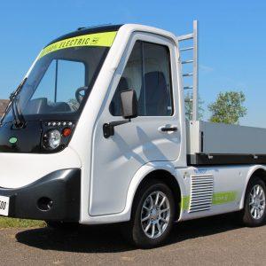 electrisch voertuig