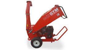 Houtversnipperaar GTS1300G met draaibare uitvoer, GTS1300C met draaibare uitvoer